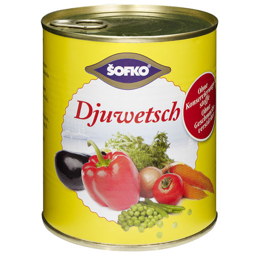 SOFKO - Djuwetsch 850ml