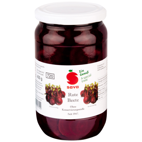 SAVA - Rote Beete 720ml